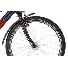 Puky Crusader 24-8 - Vélo enfant - Alu Active light rouge/noir